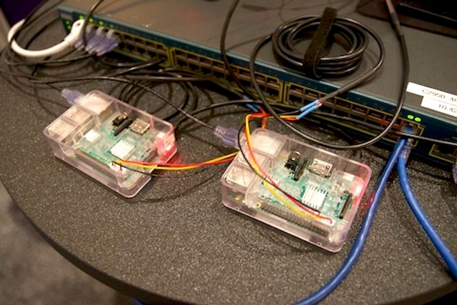 Single-Board Computers on the Edge