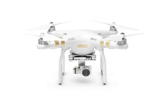 Take The High Road With A 4K Drone