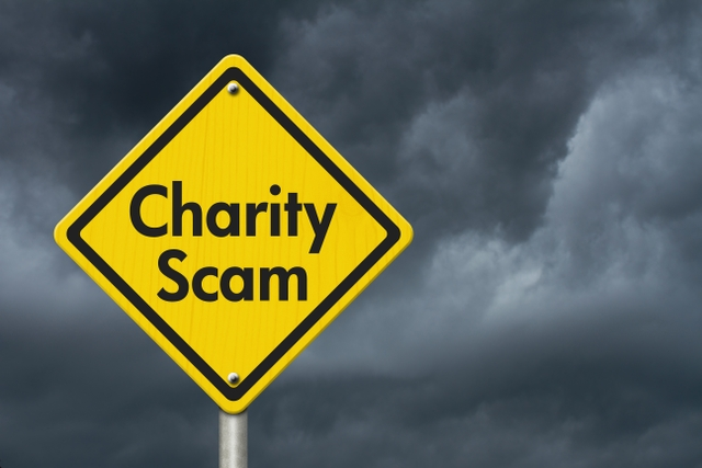 4. Make Sure You're Donating to Trustworthy Charity Organizations