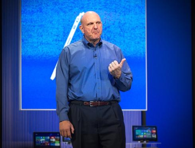 In some ways, Steve Ballmer might never get the credit he deserves. Though Microsoft's stock price hasn't moved much during h