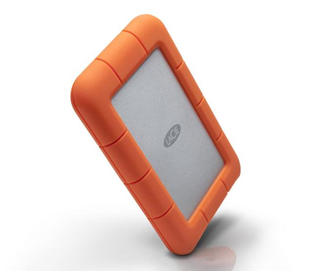 Rugged Portable Hard Drive