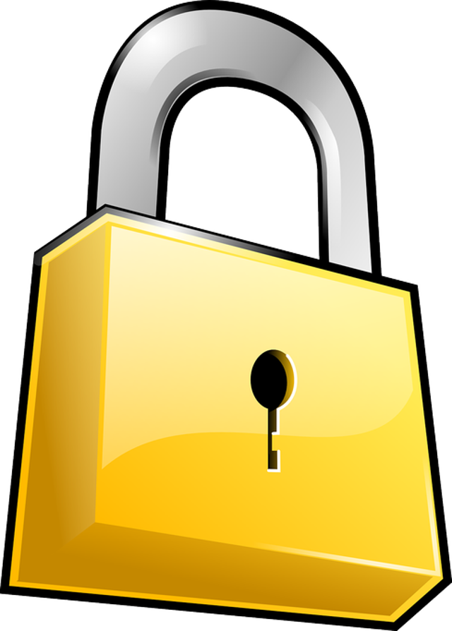 9. Lock down your social media sites.