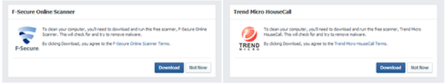 Eradicate malwareMalware comes in many forms on Facebook, most often in posts with a level of shock, horror, or salaciousness