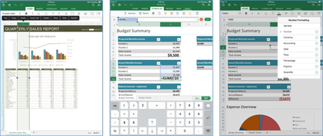Work With Excel