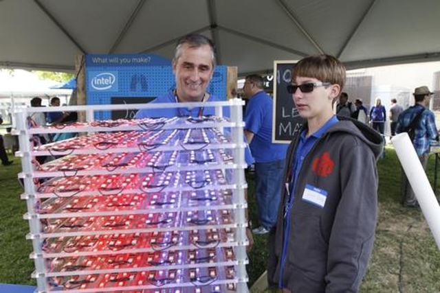 Intel Has Embraced The Maker World