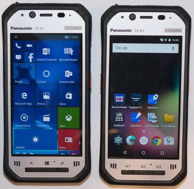 Panasonic Toughpad Phone