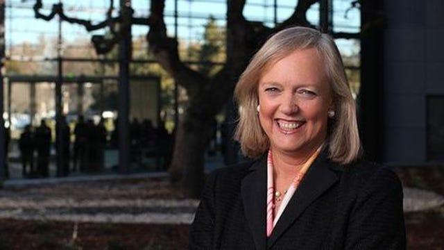HP Fires Apotheker, Hires Meg Whitman: September 2011