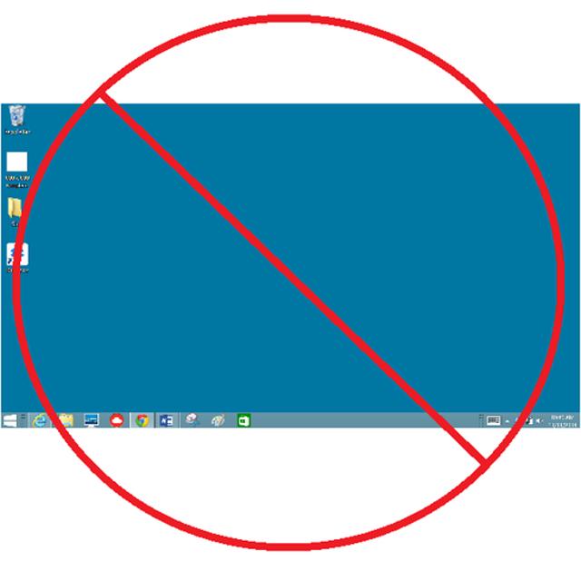Saving to Windows' desktop