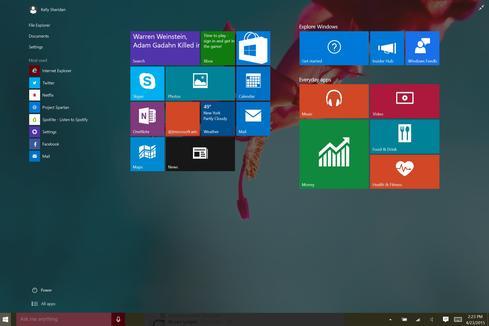 Windows 10 Build 10061: App Revamps Galore