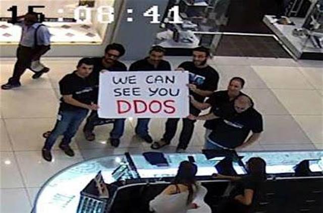 Step 3: Develop a list of DDoS defense allies