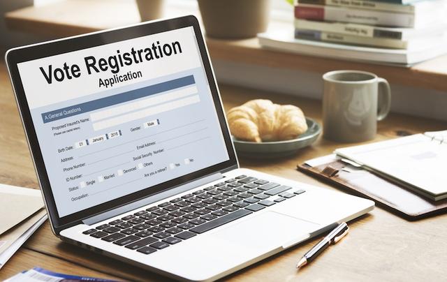 8. Upgrade voter registration databases