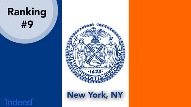 #9 – New York City