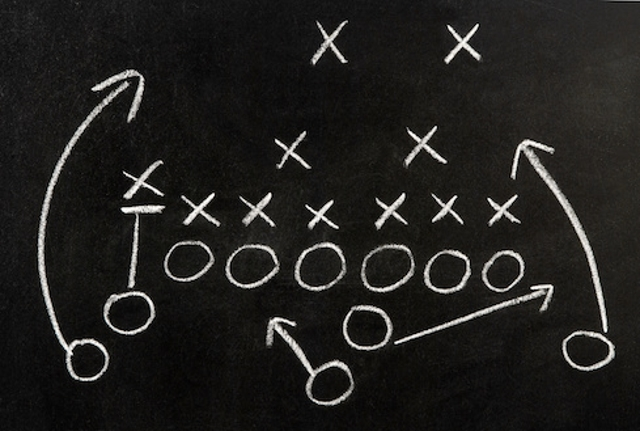 Defense vs. Offense: Adopt the Right Mindset