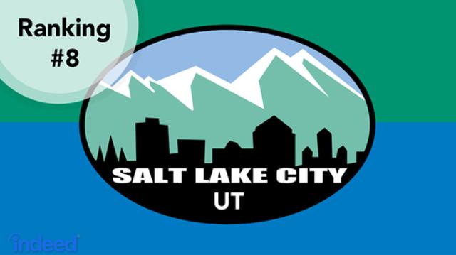#8 – Salt Lake City