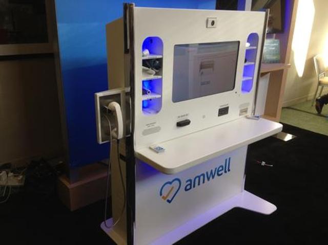 Alternative: Telehealth Kiosks