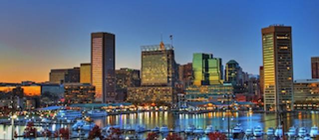 4. Baltimore, Maryland