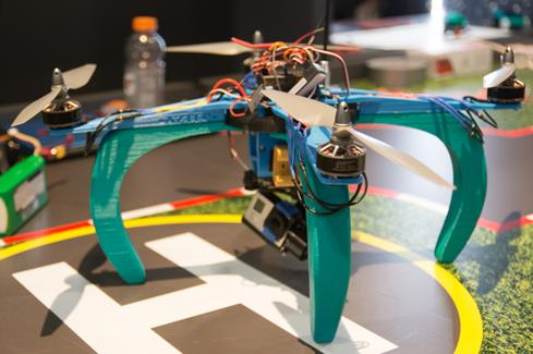 8 Cool New Drones Taking Flight