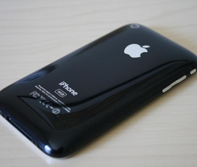 iPhone 3GS - 2009