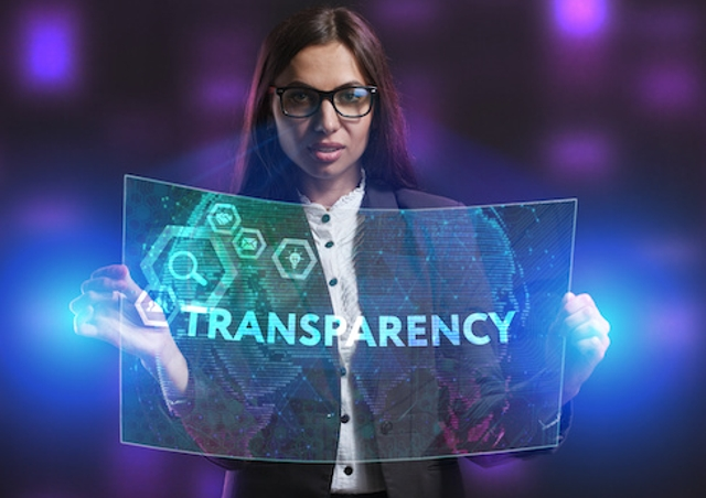 Lack of Transparency at a Supplier