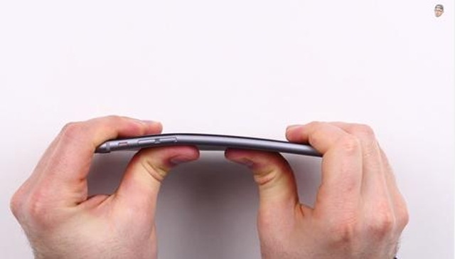 Don't bend your iPhone