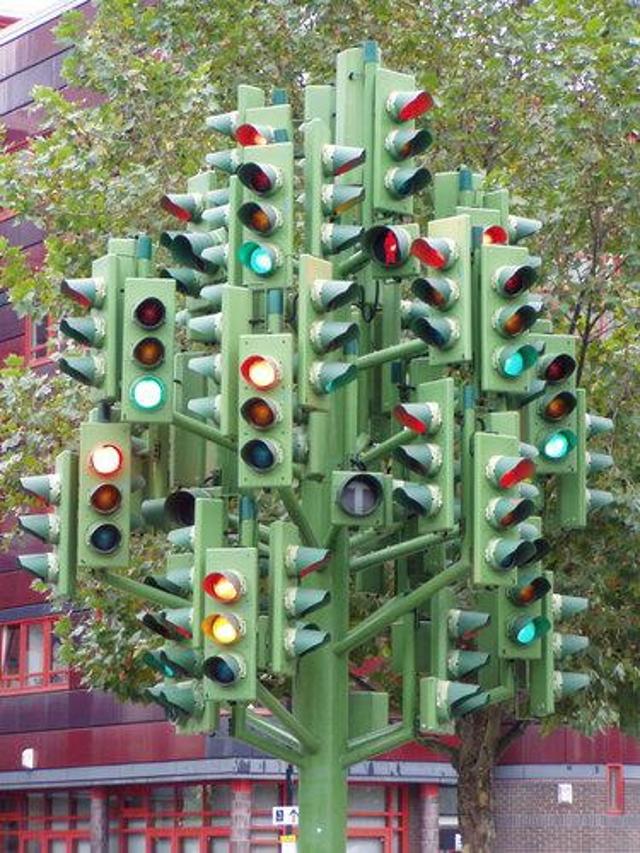 Traffic light detectors