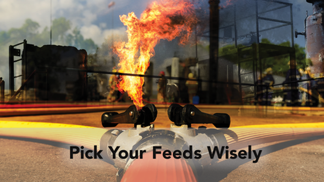 Advice: Pick Your Feeds Wisely
