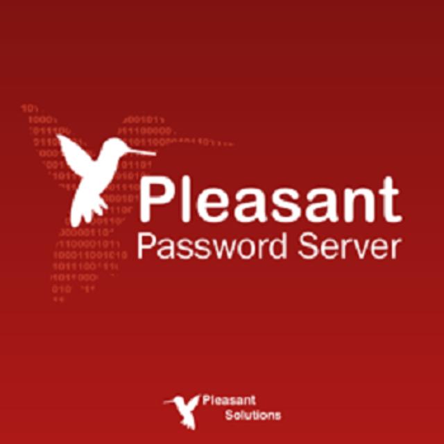 Pleasant Password Server
