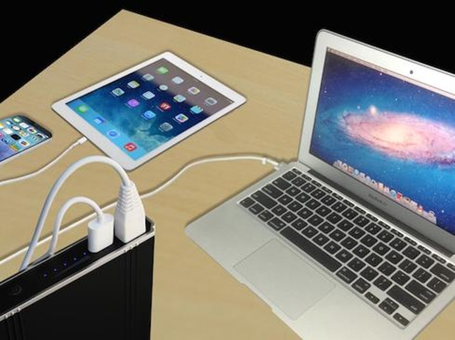 External Battery Packs For Laptops
