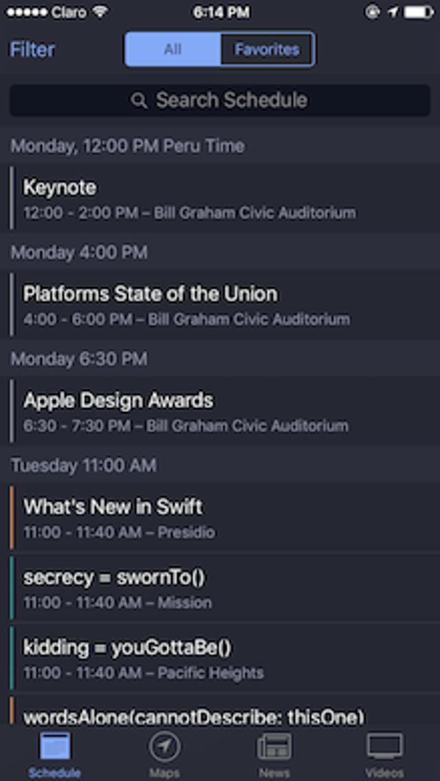 iOS 10: Dark Mode