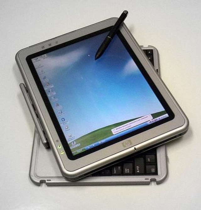 Windows XP Tablet PC: The Pen Is Not (Yet) Mightier