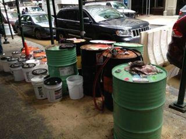 Hurricane Sandy: Generator Fail