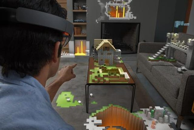 More Details On HoloLens Tech