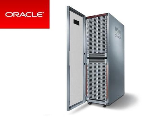 Oracle Big Data Appliance blends NoSQL, Hadoop.