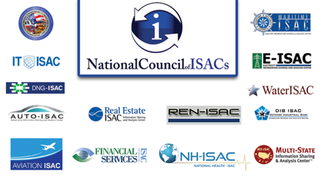Information Sharing And Analysis Centers (ISACs)