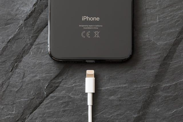 Limit Public Charging, Especially USB-Based
