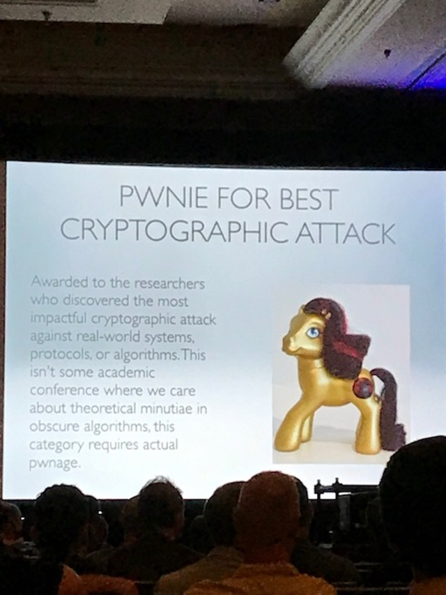 Best Cryptographic Attack