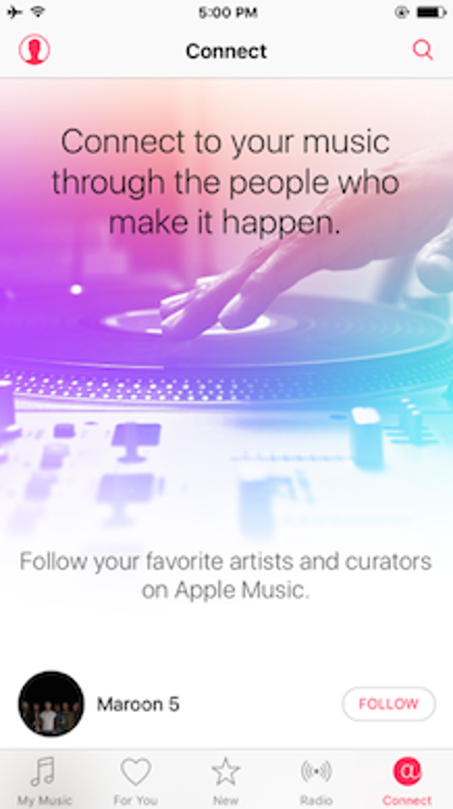 Take Music To The Cloud