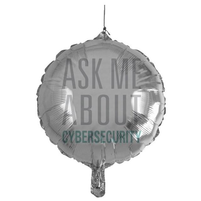 Cybersecurity Balloon