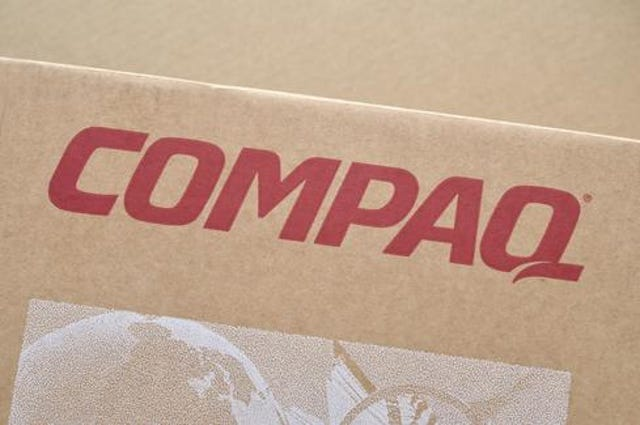 Compaq Acquisition: 2001