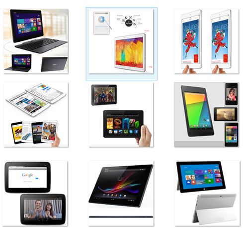 10 Best Tablets Of 2013