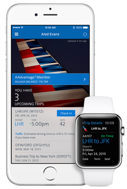 5 Apple Watch Apps For Road Warriors
