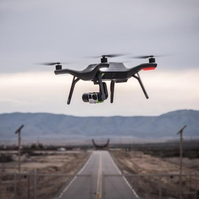 Black & Veatch Tests Drones For Inspections