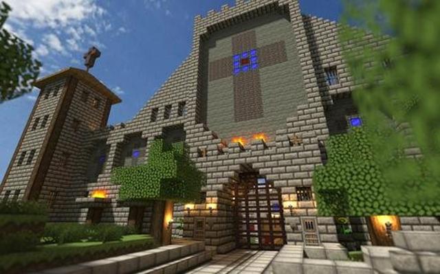 A Minecraft Machine