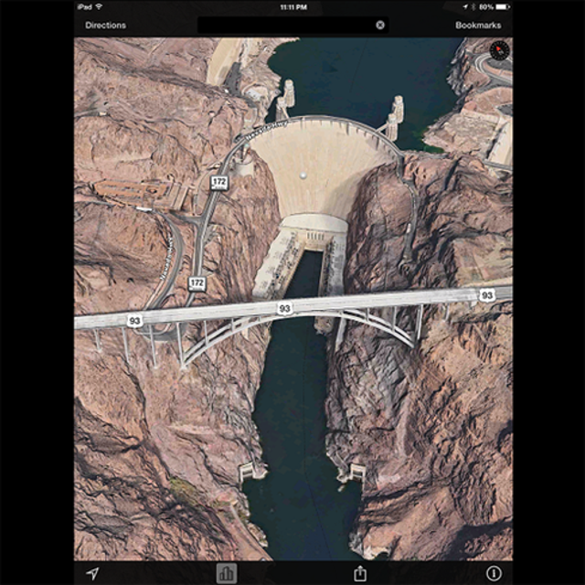 iOS 8 MapsApple's notorious launch of Maps in iOS 6 was one of the company's rare black eyes. This replacement for Google Map
