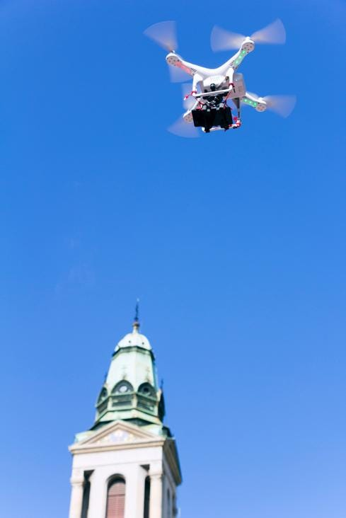 Drones: 10 Novel Uses For Your City