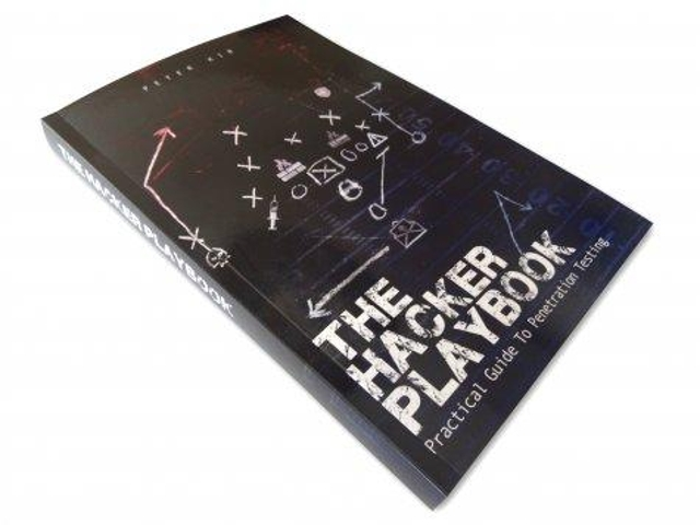 1. Use a real hacker playbook.