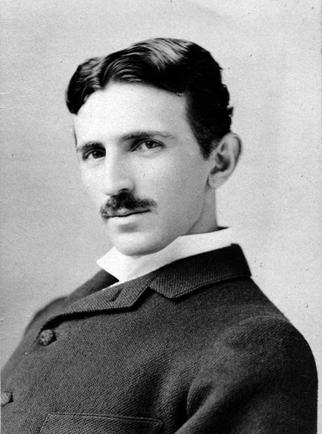 Who's hotter than Nikola Tesla? Instead of an internal combustion engine, the Tesla Motors electric vehicles use a three-phas