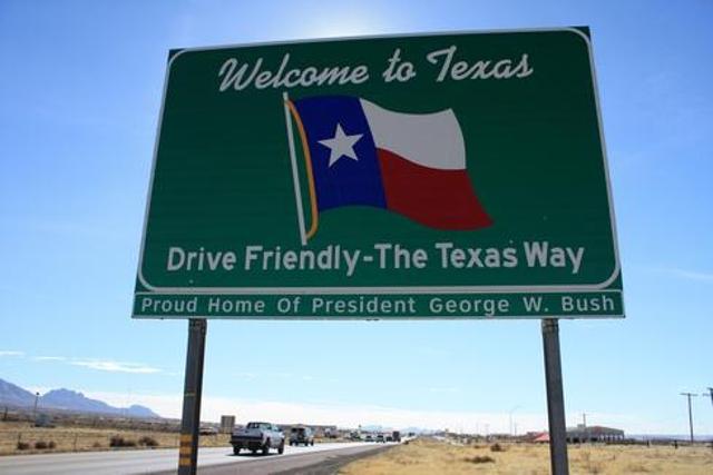 Best: Texas