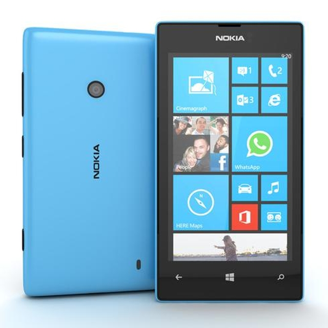 Nokia Lumia 520 The Lumia 520 was released back in late 2013 for $129 unlocked, and that price has already dropped to a mere