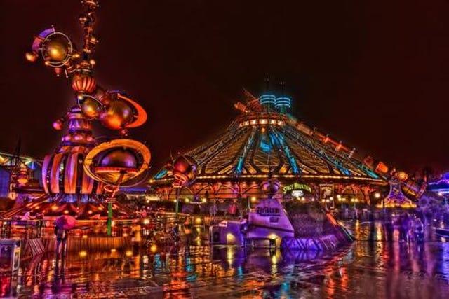 Discoveryland Paris